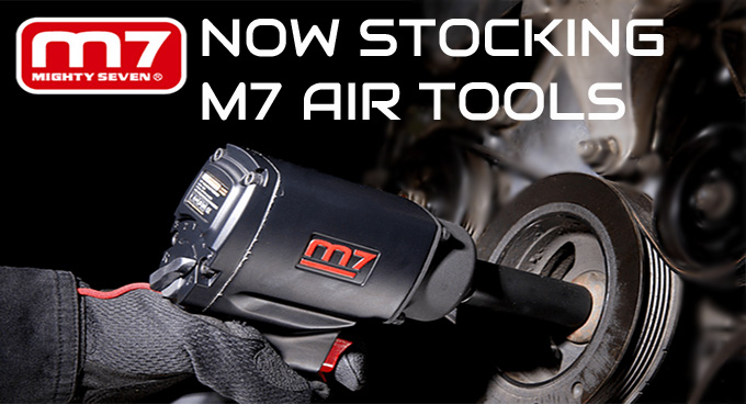 Mighty Seven Air Tools Now in Stock