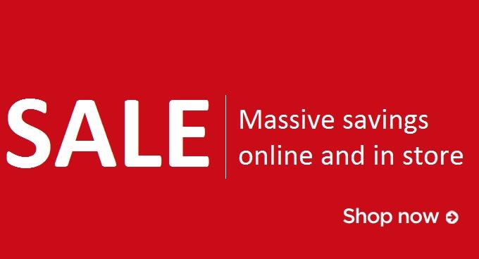 Sale - Shop Online Now