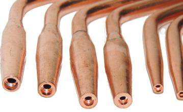 Heating Nozzles