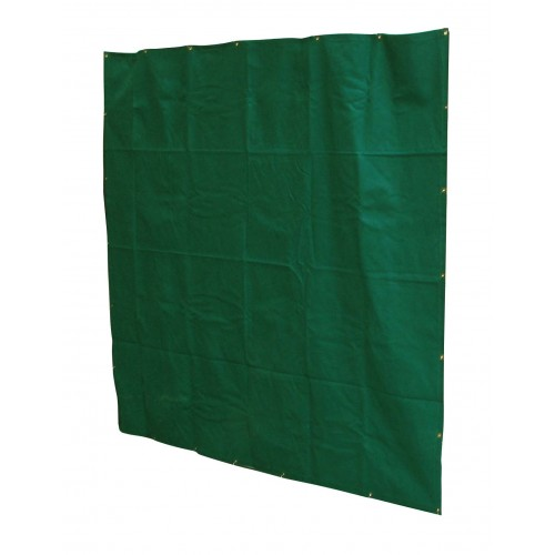 PVC GREEN CURTAIN