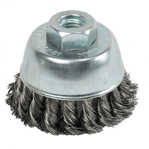 80MM WIRE CUP BRUSH (M14)
