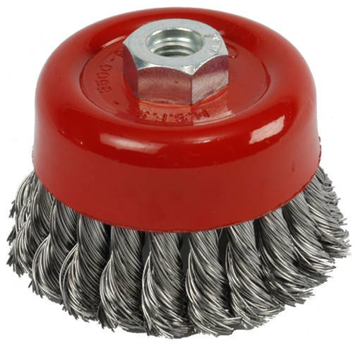 100MM WIRE CUP BRUSH (M14)