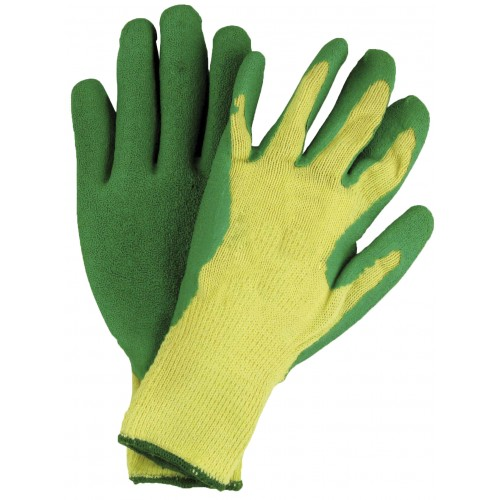 GRIPPER GLOVES - GREEN