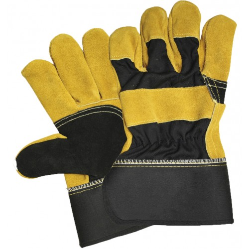 RIGGER REINFORCED GOLD GLOVES