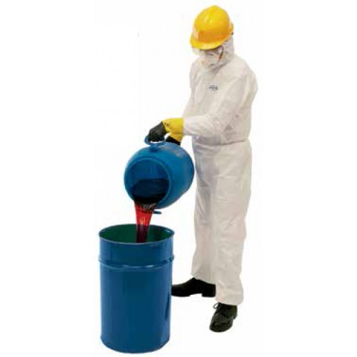 A40 LIQUID & PARTICLE COVERALL