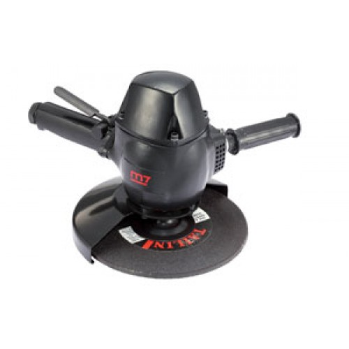 AIR ANGLE VERTICAL GRINDER - LEVER TYPE THROTTLE