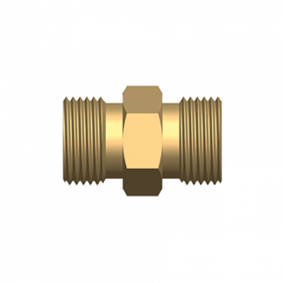 "3/8"" BSP - Equal Coupler"