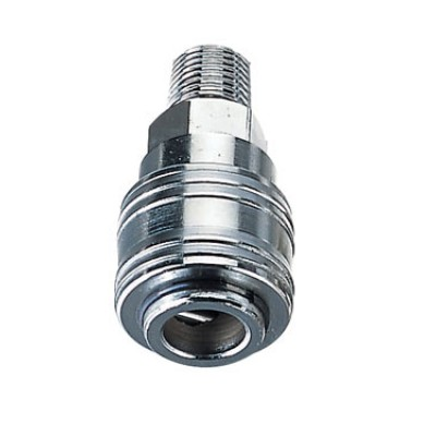 High Flow Coupling Male