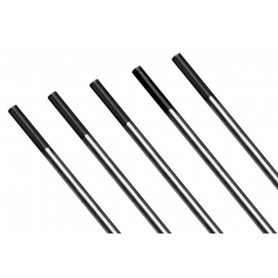 1.6mm 1% Lanthanated Black Tungsten - 10 Pack