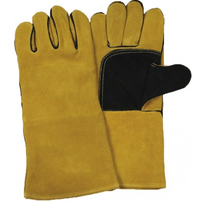 GOLD MIG GAUNTLET GLOVES