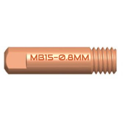 MB15 Tips 0.8mm (M6) - 25 Pack