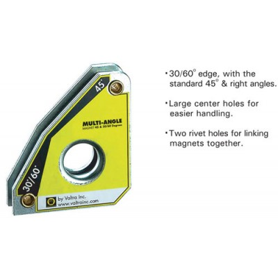 Strong Hand Multi-Angle Magnet