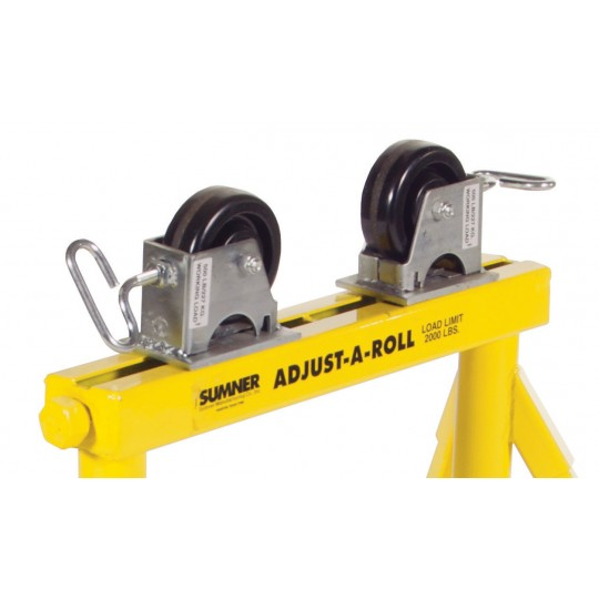 RUBBER WHEEL ROLLER HOUSING