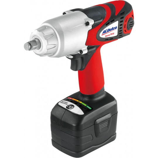 "LI-ION 18V 1/2"" SUPER TORQUE IMPACT WRENCH"