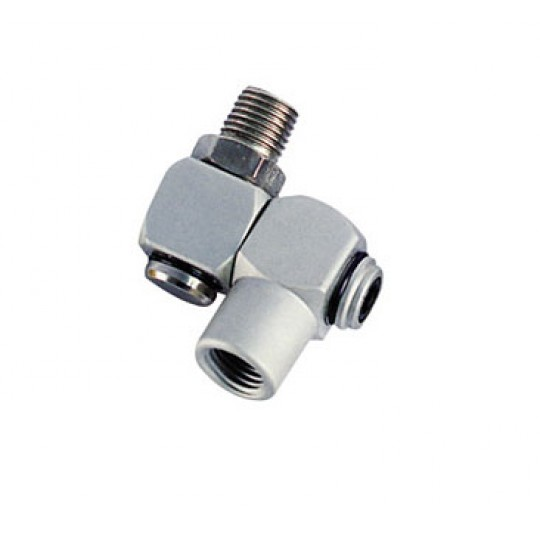SWIVEL CONNECTOR 1/4""