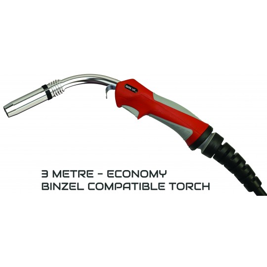 MB36 - ECO TORCH PACKAGE (3 METRE)