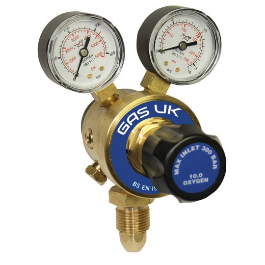 OXYGEN REGULATOR - MULTI STAGE