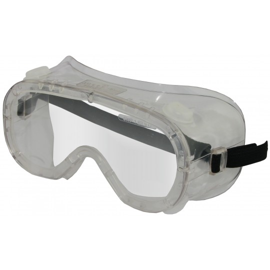 CLEAR GOGGLES