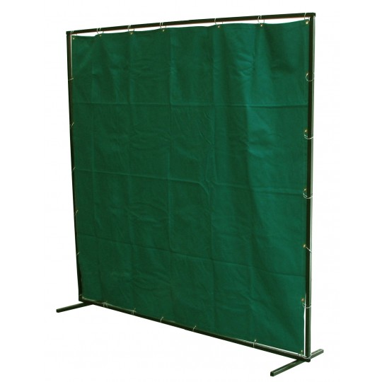 COMPLETE WELDING CURTAIN KIT