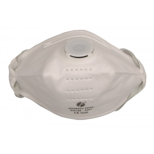 VALVED - FOLDABLE DUST MASK