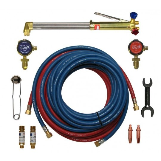 OXYGEN / ACETYLENE CUTTING SET