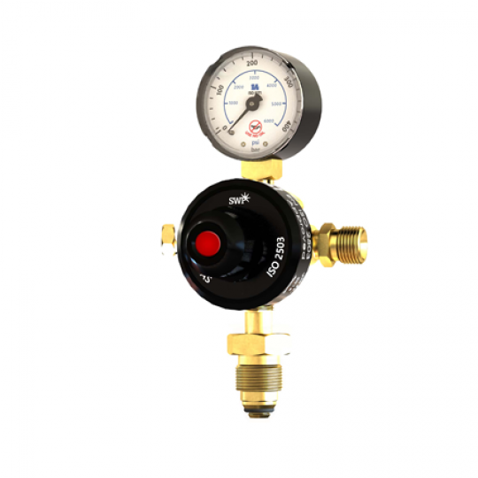 Argon/CO2 Regulator - 1 Gauge