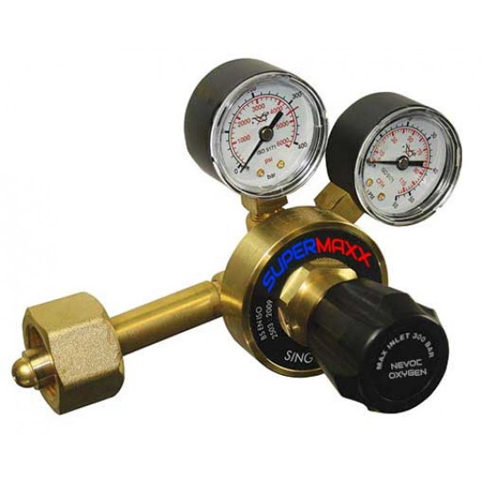 SUPERMAXX OXYGEN REGULATOR - NEVOC