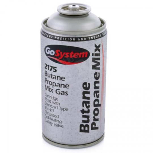 Butane / Propane Mix Gas Cartridge