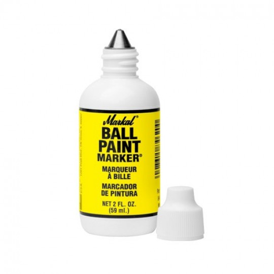 BALL PAINT MARKER - YELLOW