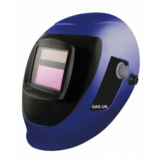 VARIABLE SHADE WELDING HELMETS