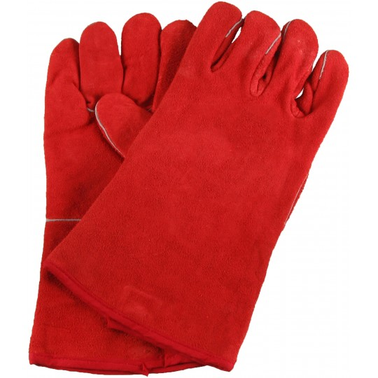 WELDERS GAUNTLET GLOVES