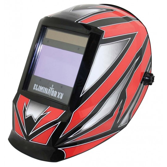 ELIMINATOR VARIABLE SHADE HELMET