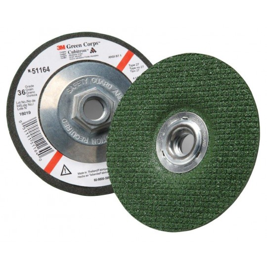 3M™ GREEN CORPS FLEXIBLE GRINDING DISC KITS