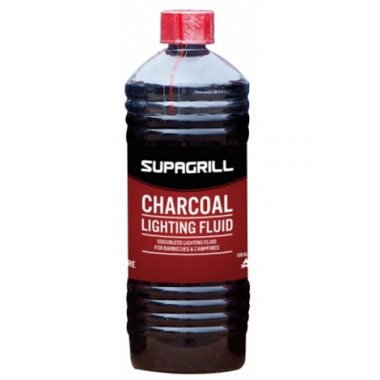 BBQ LIGHTING FLUID - 1 LITRE