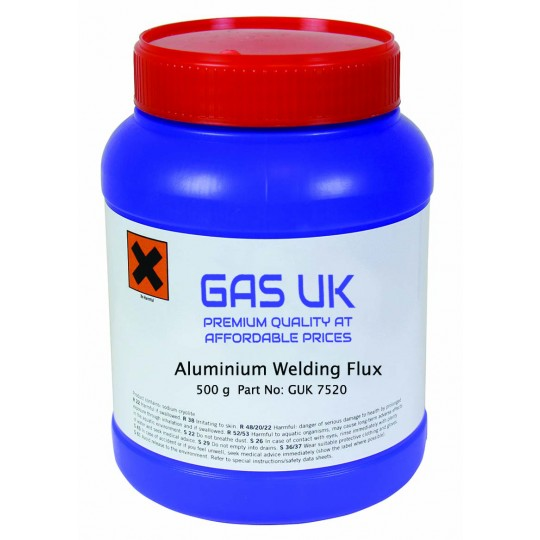 ALUMINIUM WELDING POWDER FLUX