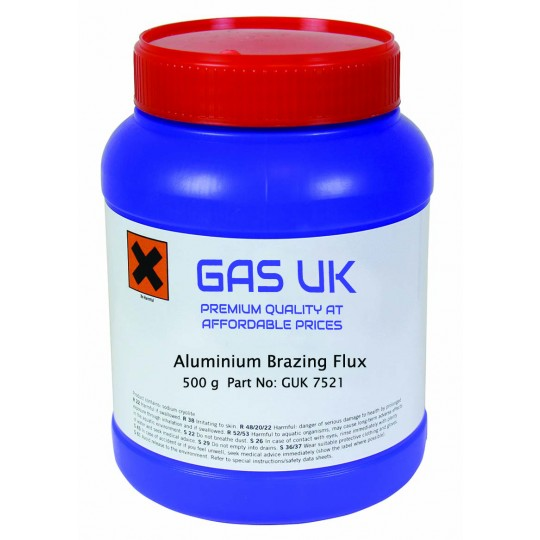ALUMINIUM BRAZING POWDER FLUX