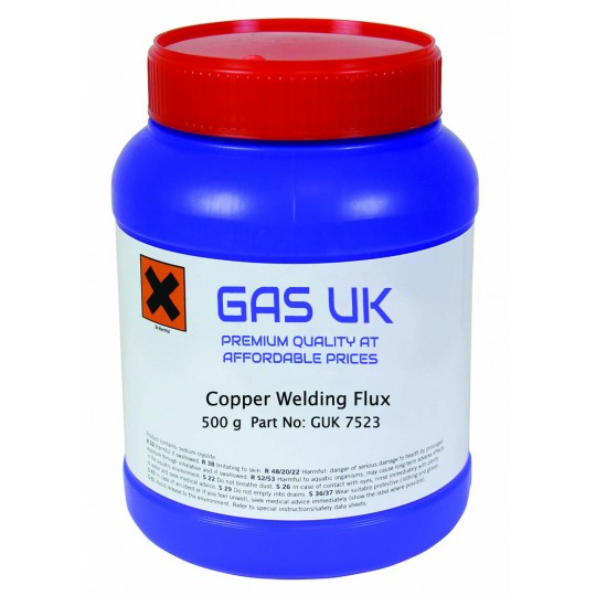 COPPER WELDING POWDER FLUX