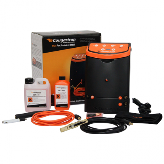 Cougartron Plus Weld Cleaner Starter Kit