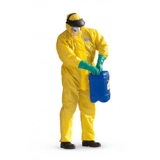 A71 CHEMICAL PROTECTION COVERALL