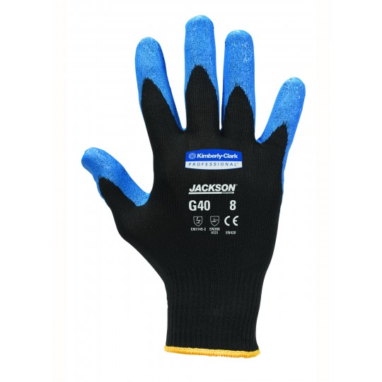 G40 FOAM NITRILE COATED GLOVES