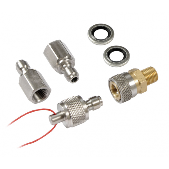 Quick Coupler Starter Kit - 1/8 BSP