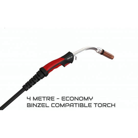 MB38 - TORCH PACKAGE (4 METRE)