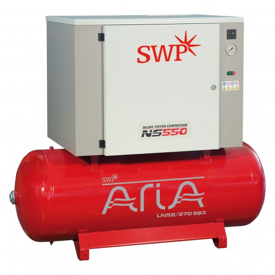 ARIA BELT DRIVEN COMPRESSOR 270L PHASE 3