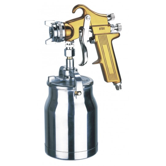 SUCTION FED SPRAY GUN
