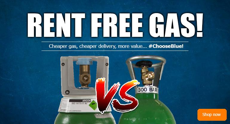 Gas Cylinders & Bottles, Gas Cylinder Supplier - Gas UK